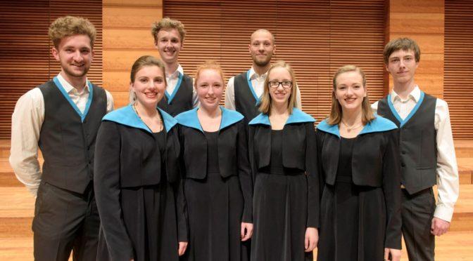 Was macht eigentlich der Newkammerchor der schola cantorum?