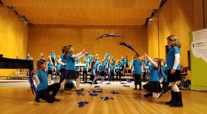 Der Chorwettbewerb in Sondershausen
