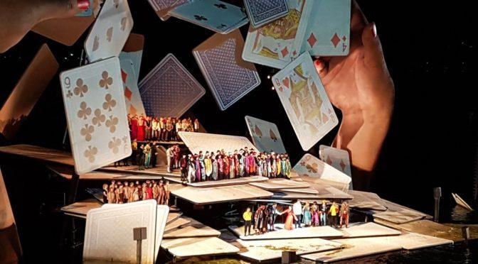 Besuch der Bregenzer Festspiele